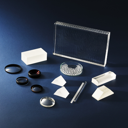 Optical Glass for Polished Lenses